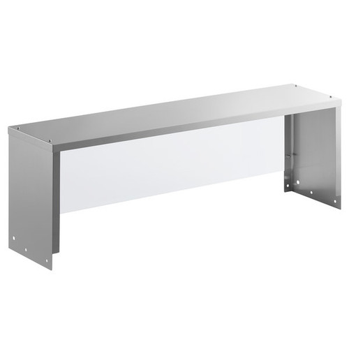 SNEEZE GUARD FOR STEAM TABLE *CALL FOR ACCURATE PRICING*