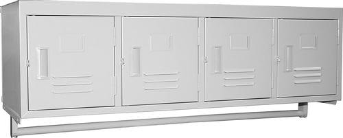 GSW Premium Steel Wall Mounted Lockers *CALL FOR ACCURATE PRICING*