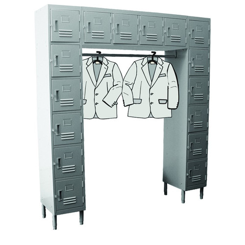 16 Doors Wall-Mounted Locker *CALL FOR ACCURATE PRICING*