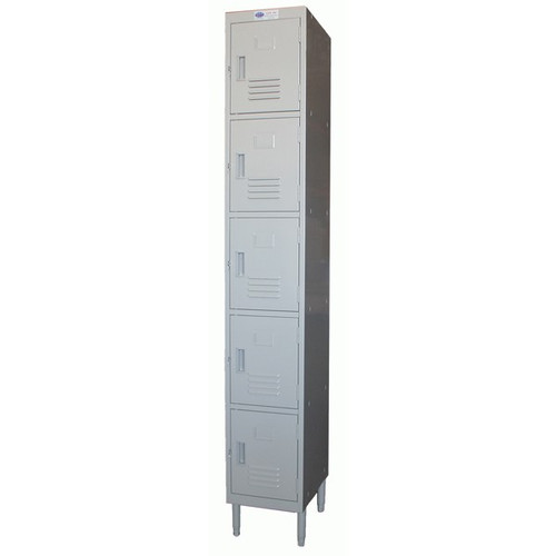 Premium Steel Lockers  6 TIER 12 X 16 X 77 *CALL FOR ACCURATE PRICING*