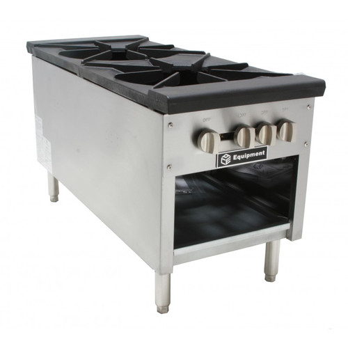 DOUBLE STOCK POT RANGE - LP/NG *CALL FOR ACCURATE PRICING*
