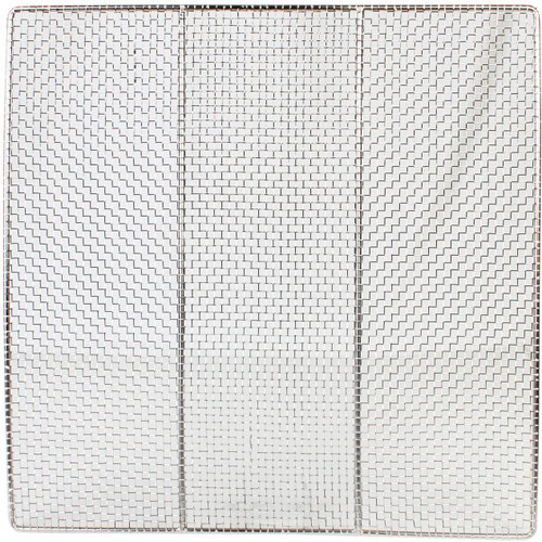 """S/S - 23""""X23"""". This can be used for cooling pastries straight from the oven and to add the finishing touches to your donuts, cupcakes, and other pastries."""