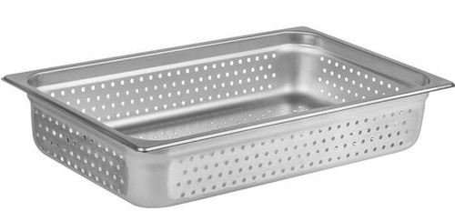 """PERFORATED STEAM PAN 1/1 4"""""""