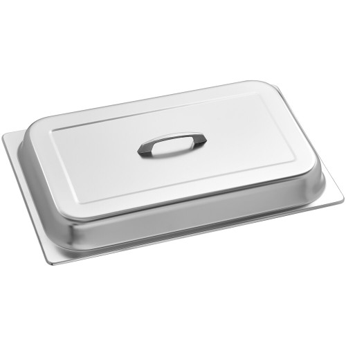 FULL SIZE CHAFER COVER - S/S HANDLE