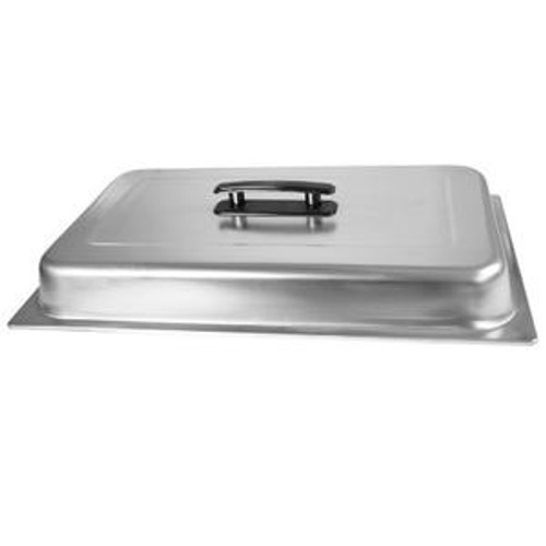 FULL SIZE CHAFER COVER - BLACK HANDLE