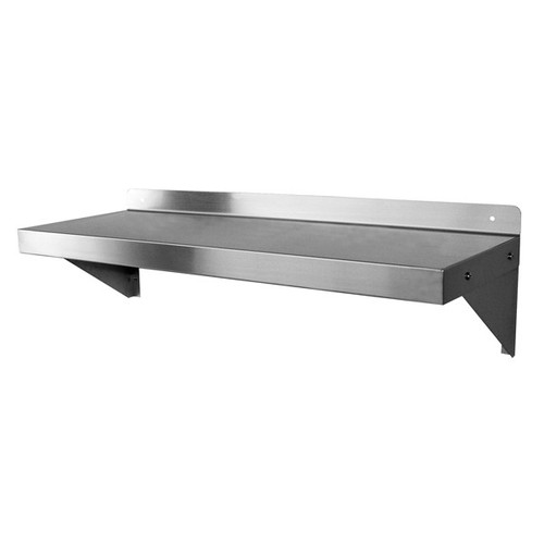 MS-1818 S/S Microwave Oven Wall Shelf