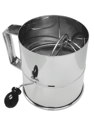 8 CUP STAINLESS STEEL SIFTER