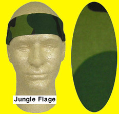 Occunomix #940-JFL Miracool Cooling Bandannas Jungle Flage Color
