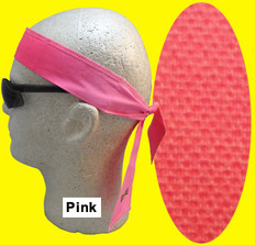 Occunomix #940-PINK Miracool Cooling Bandannas Pink Color