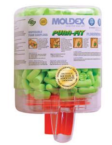 Moldex # 6844 Pura Fit Earplugs Plug Stations (250 Corded Earplugs)