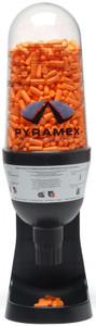 Pyramex Earplug Dispenser with 500 DP1000 Earplugs