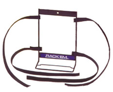 Rack Em # RE4003 Universal Safety Supplies Holders, Velcro Straps