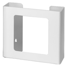 Rack Em # RE5104-W 2-Box Vertical Box Glove Holders, White