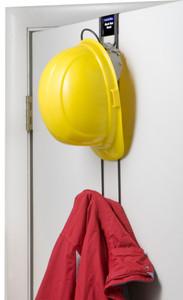Rackems #5008 Safety Helmet Over the Door Rack 2 Hooks