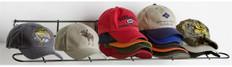 Baseball Cap Rack – Holds 5 baseball caps or 3 Cowboy Hats