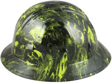 HDHH-1640-FB Corona Jane FULL BRIM Hardhats ~ Left Side View