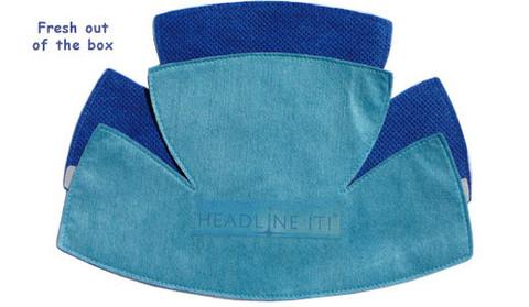 Headline It #1001 Safety Helmet Sweat Bands