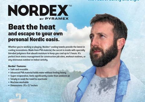 Pyramex #C160 Cooling Towel