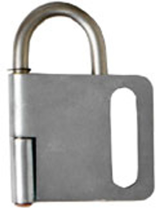 Rack Em #RE5509 Lockout Safety Hasps 1 inch Shackle Heavy Duty