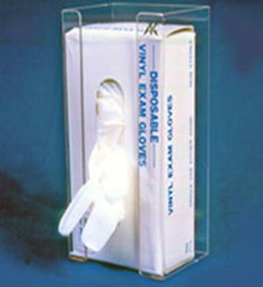 "AKLTD #AK-780 Glove Holders - Wrap Around - 5-1/2""W X 10""H X 4""D inches"