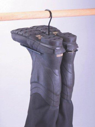 "The ""Snake"" Wader Hanger"
