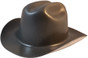 Jackson Stetson Style Safety Helmet with Ratchet Liners - Textured Gunmetal  - Oblique View