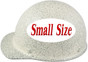 MSA Skullgard (SMALL SIZE) Cap Style Hard Hats with Ratchet Liners - Textured Stone