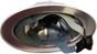 Skull Bucket #SBF-TGM Aluminum Full Brim Safety Hardhats with Ratchet Liners - Black - Ratchet Liner Detail
