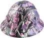 Glamor FULL BRIM Hardhats - Oblique View