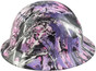 Glamor FULL BRIM Hardhats - Left Side View