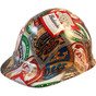 Beer Cans - CAP STYLE Hydrographic Hardhats