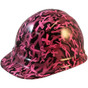 Cancer Awareness Pink - CAP STYLE Hydrographic Hardhats