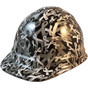 Cancer Awareness White - CAP STYLE Hydrographic Hardhats