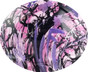hdhh-782-CS Glamour Hydrographic CAP STYLE Hardhats - Ratchet Suspension  - Detail