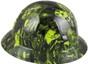 HDHH-1640-FB Corona Jane FULL BRIM Hardhats ~ Right Side View
