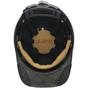 DAX Carbon Fiber Cap Style Hard Hat - Textured Camo - Ratchet Suspension Detail