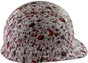 Halloween Massacre Design Cap Style Hydro Dipped Hard Hats ~ Right Side View
