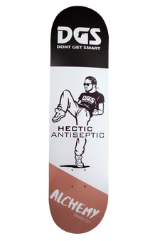 DGS Skateboard Deck - Limited Edition