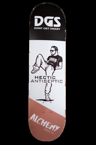 DGS Skateboard Deck - Limited Edition