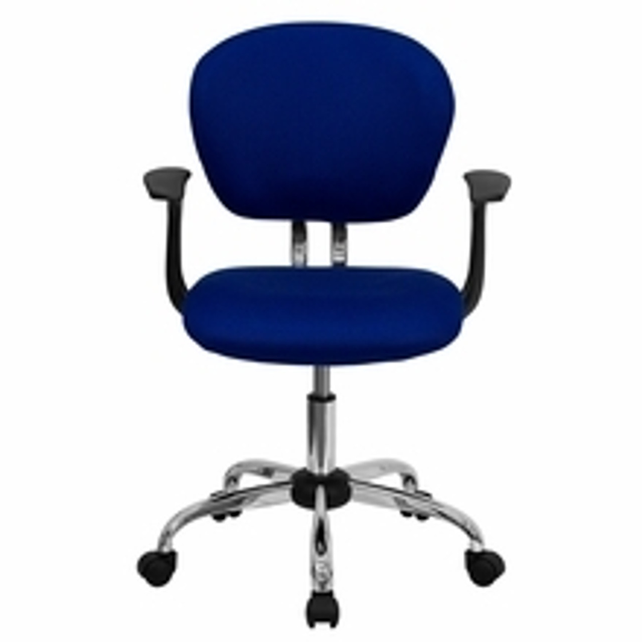 Flash Furniture Mesh Computer Chair with Arms