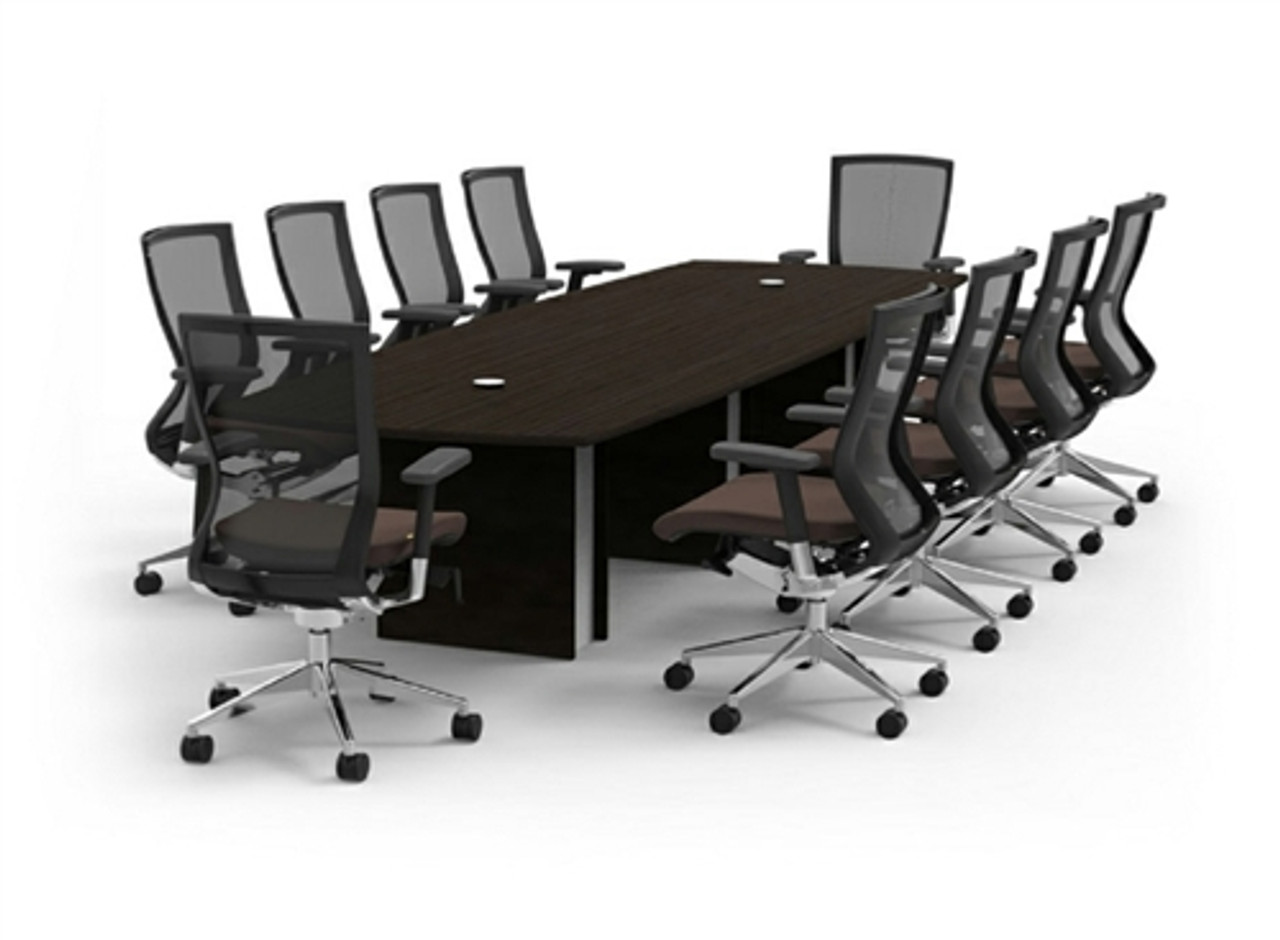 Picture of: Cherryman Verde 12 Modern Conference Table Vl 741