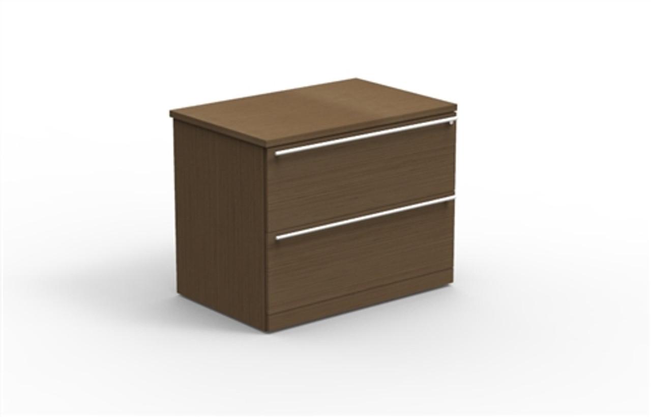 Picture of: Cherryman Verde V827l 2 Drawer File Cabinet