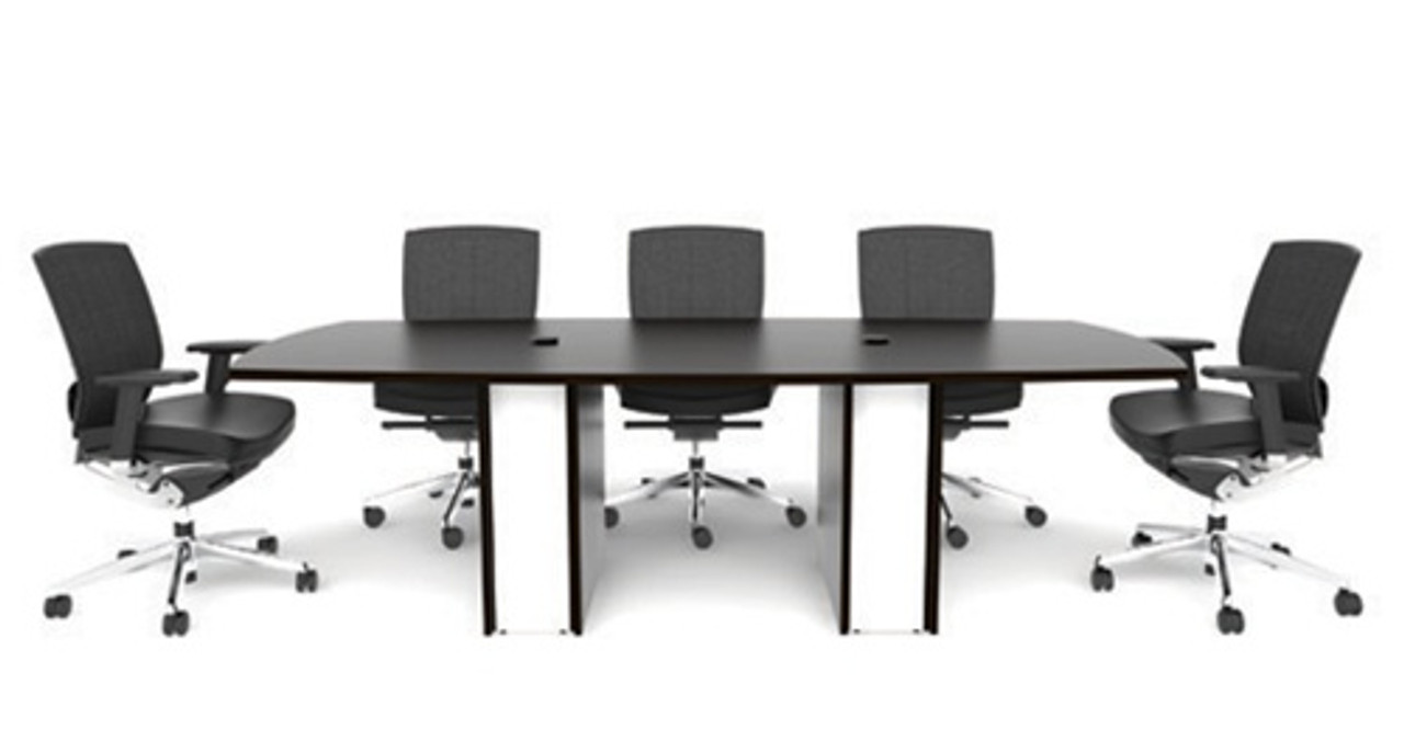 Cherryman Verde Collection Modern Conference Table