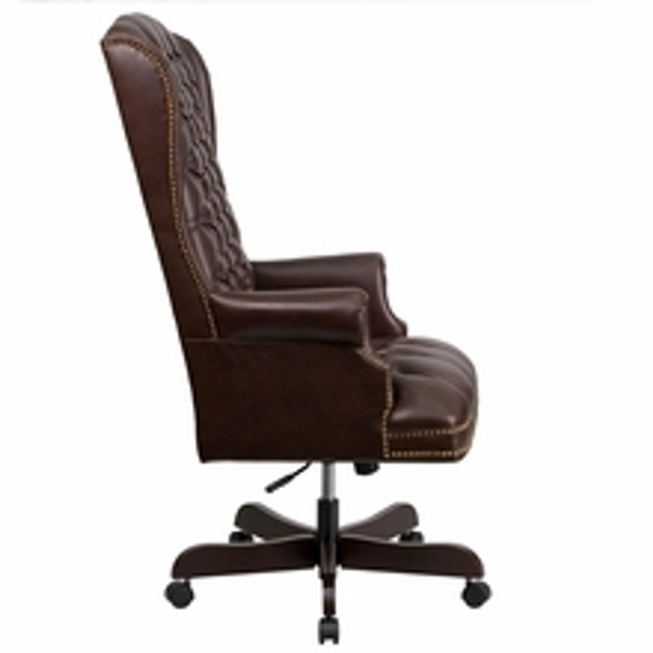 Flash Furniture Traditional Tufted Office Chair