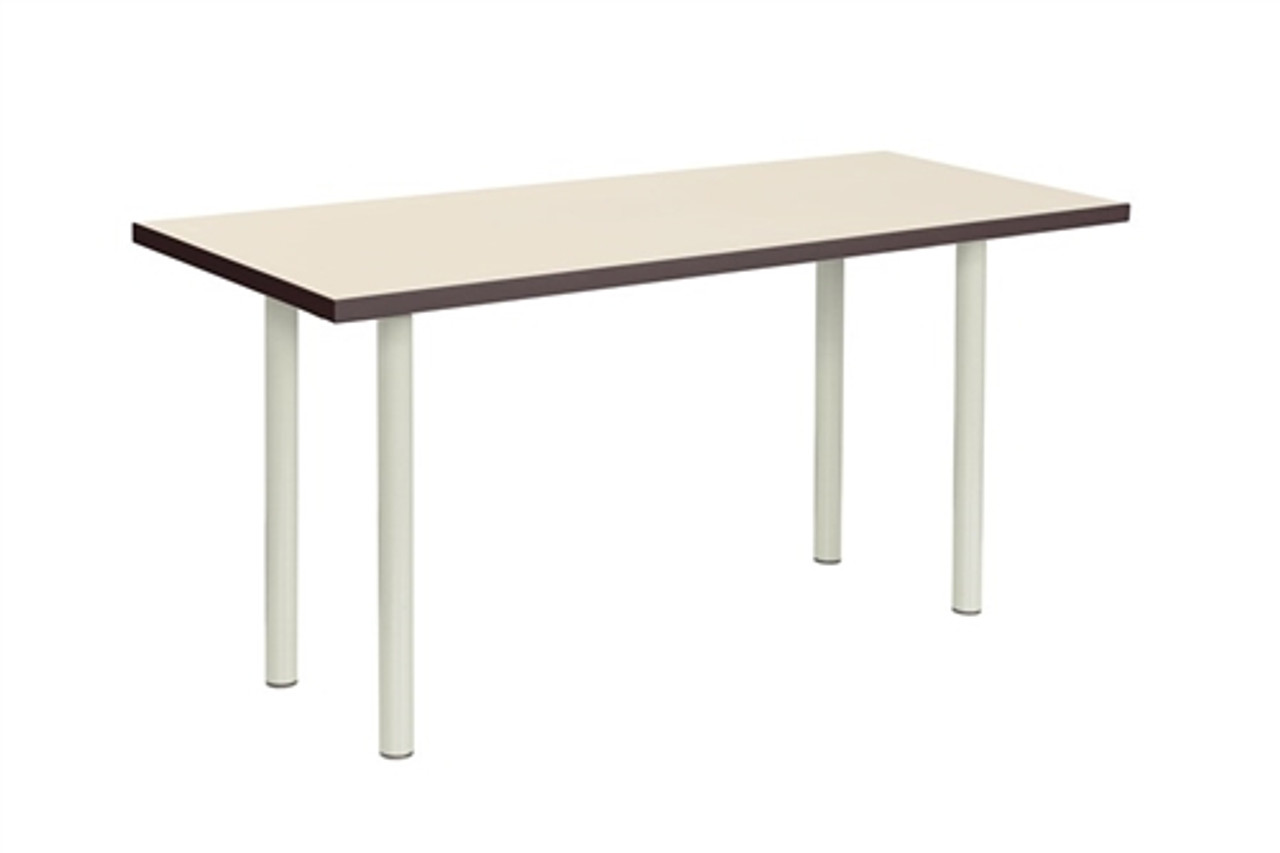 Excellent Berco Titan Series 30 X 60 Rectangular Office Table Home Remodeling Inspirations Cosmcuboardxyz