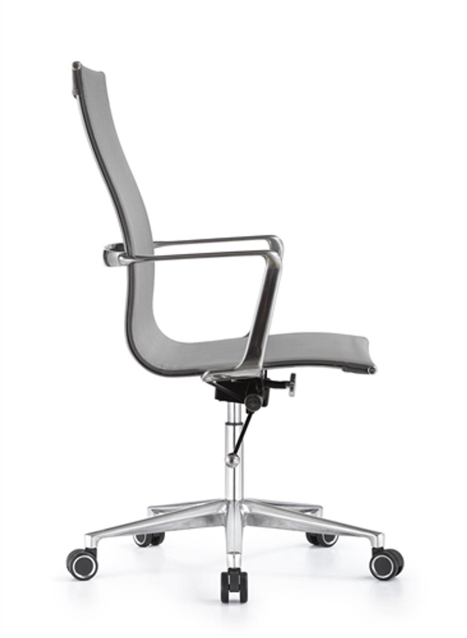 Woodstock Marketing Joan Sleek Mesh Office Chair 3 Colors