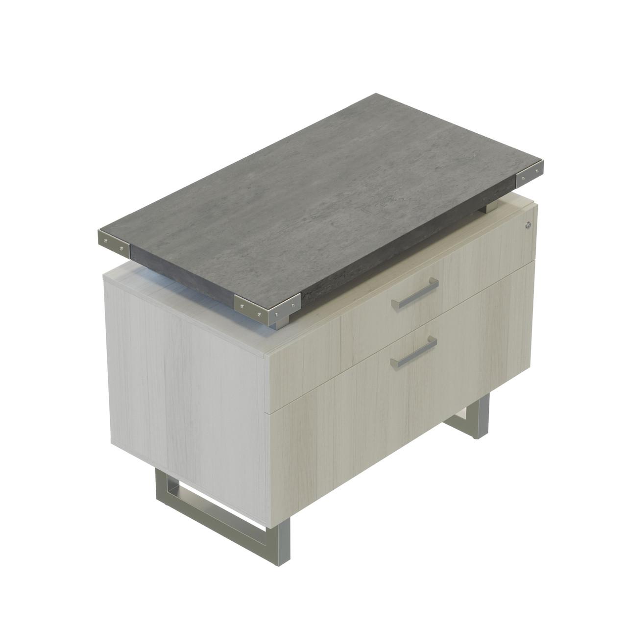 """Safco Mirella 45"""" Lateral File Cabinet MRLF45"""