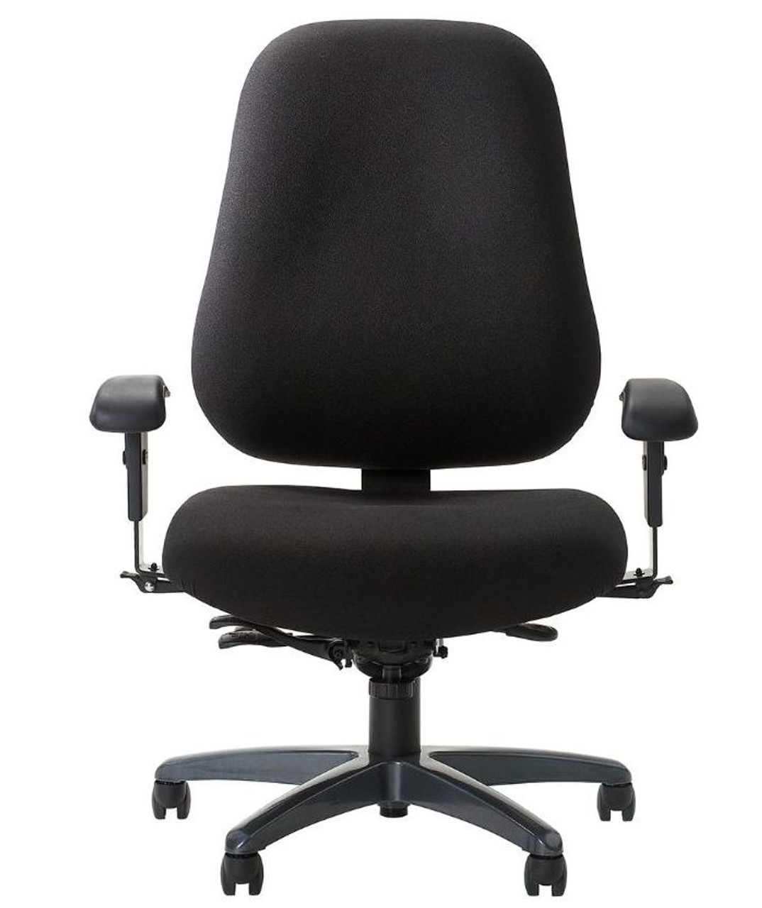 Admirable Ki Pilot Big And Tall Ergonomic Task Chair Download Free Architecture Designs Viewormadebymaigaardcom