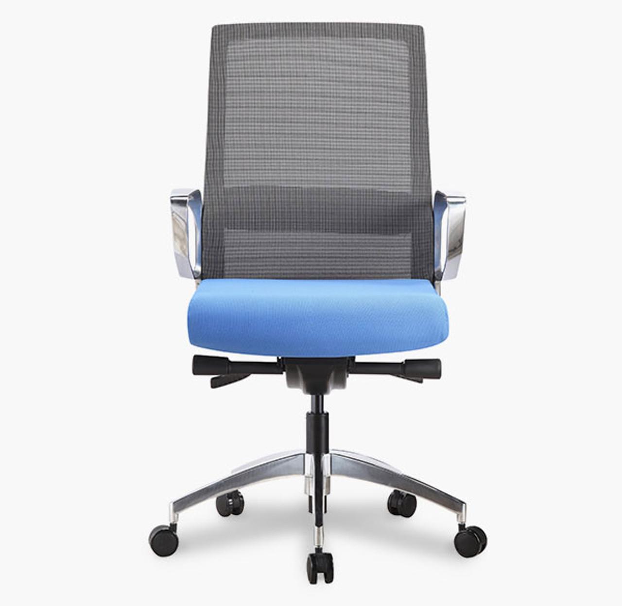 Fabulous Wyatt Freeride Adjustable Modern Conference Chair Uwap Interior Chair Design Uwaporg