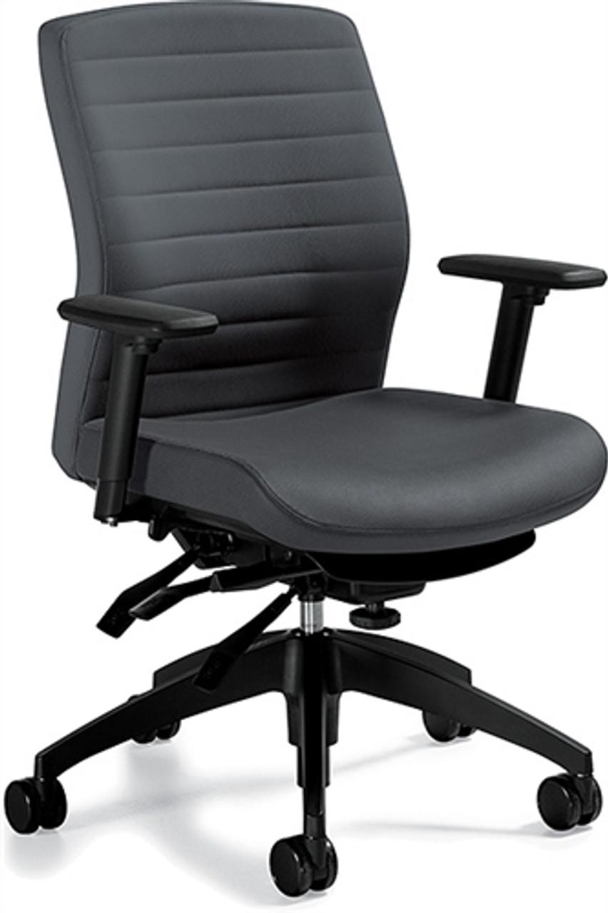 Global Aspen 47-47 Ergonomic Computer Chair